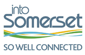 Into Somerset SWC logo